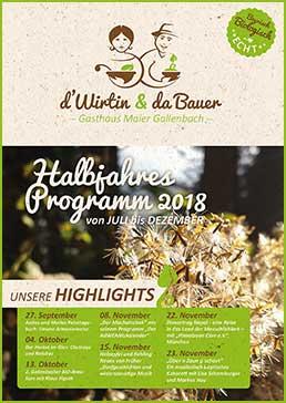 2. Halbjahresprogramm-2018-Gasthaus-Maier-Gallenbach